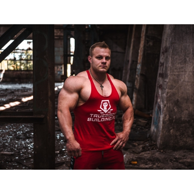 Tank Top TrueBodyBuilding -...